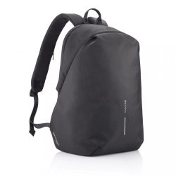 Bobby Soft, anti-theft backpack, black