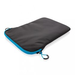 "Lightweight 15.4"" laptop sleeve PVC free, black"