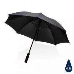 "23"" Impact AWARE™ RPET 190T Storm proof umbrella, black"